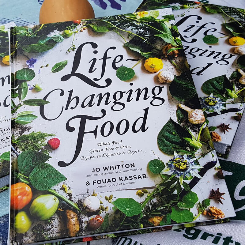Life Changing Food book