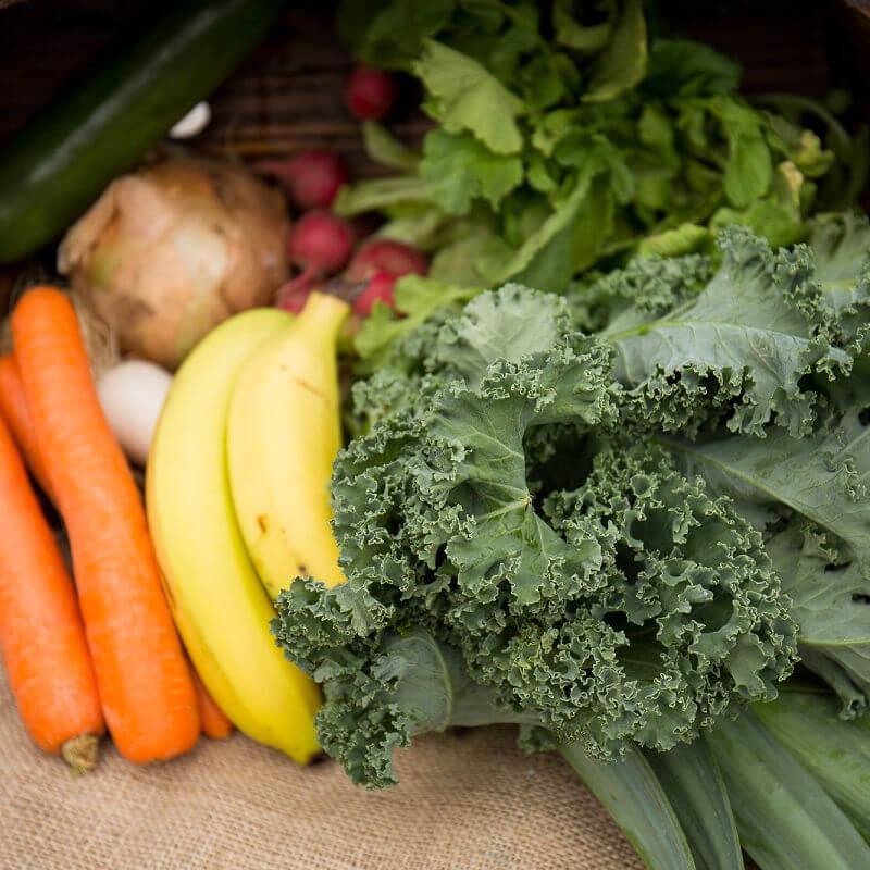 Extra produce