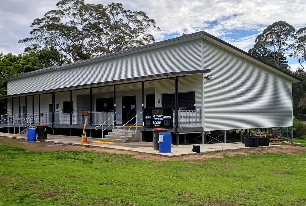 Ourimbah Rugby Club building